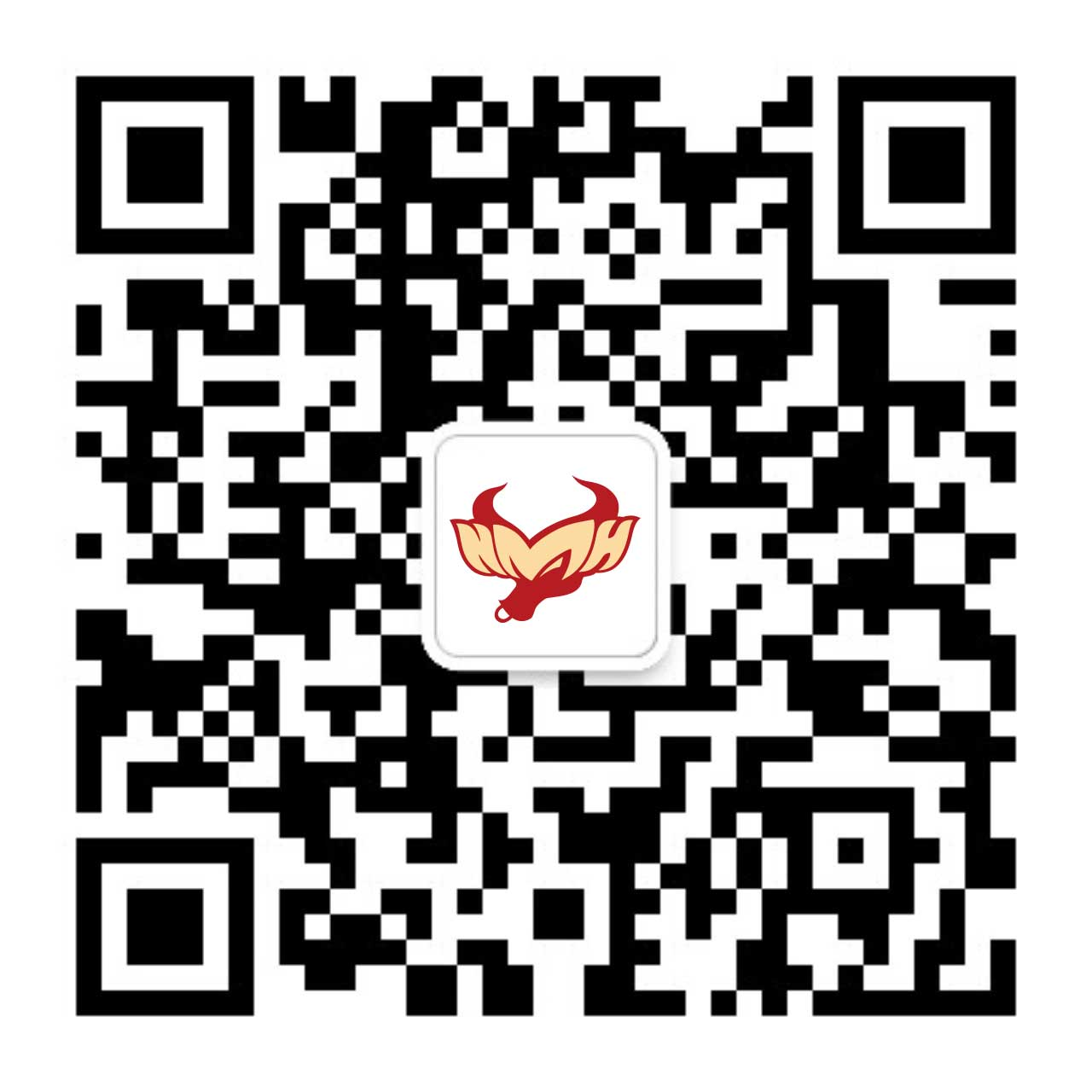 扫描关注牛魔王微信公众账号